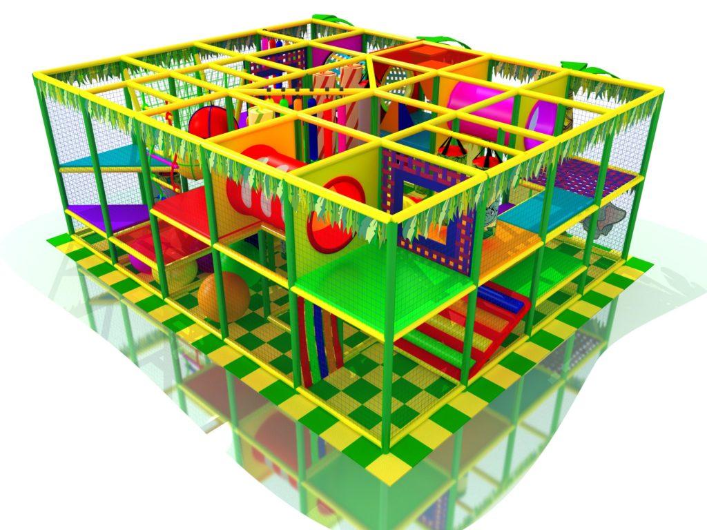 Игровой комплекс «Лабиринт»