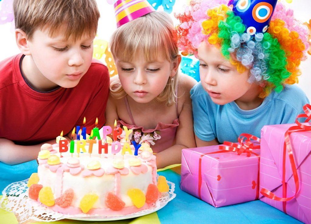 Проведение праздников и дней рождений