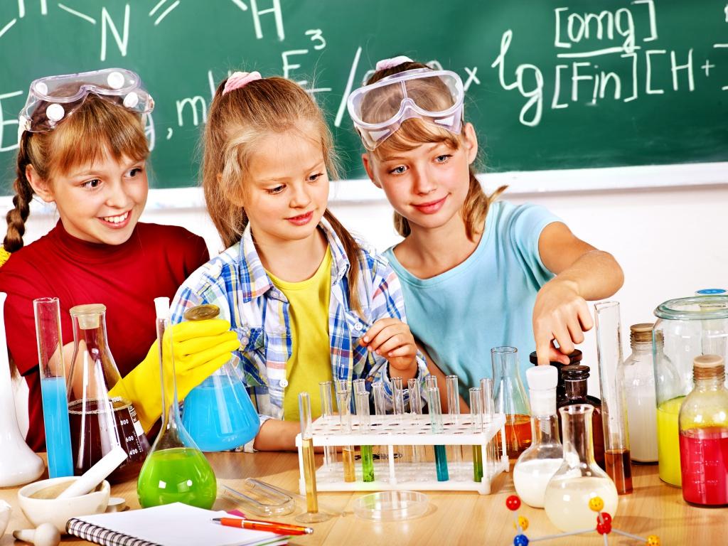 Курс «Научная лаборатория» 4 -10 лет