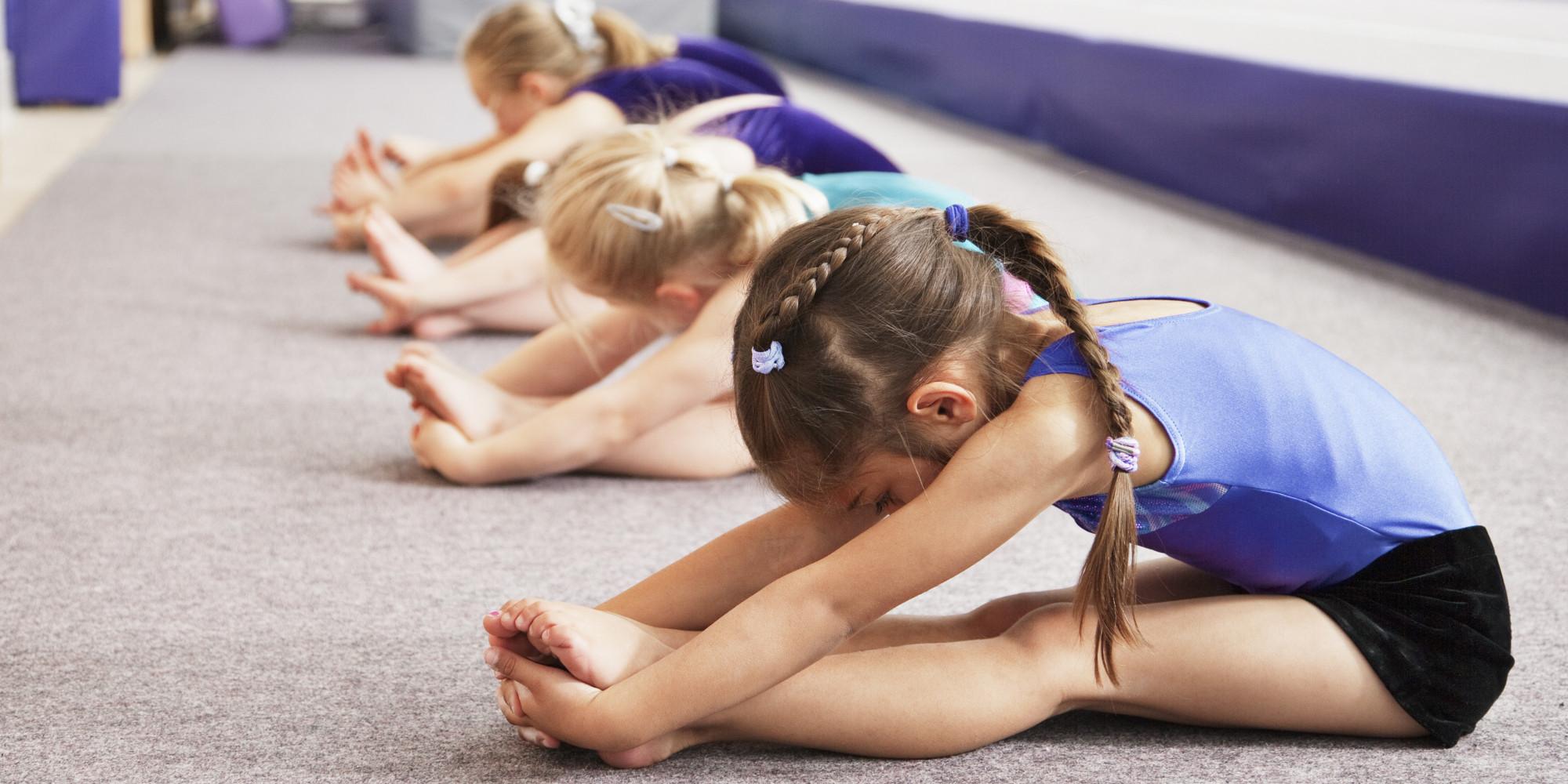 Как сделать детей в спорт 199
